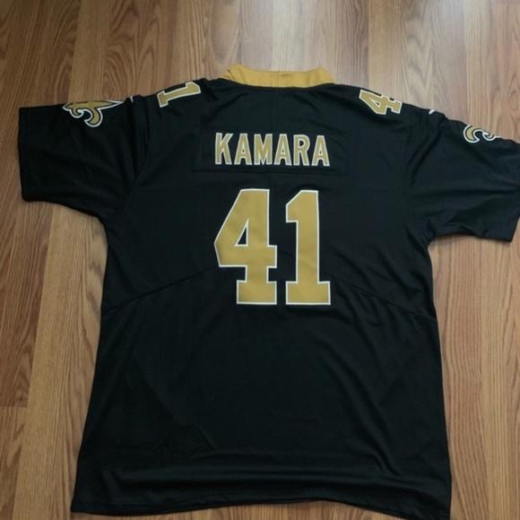 save off 6cd9b 737cb NWT Alvin Kamara New Orleans Saints Jersey NWT